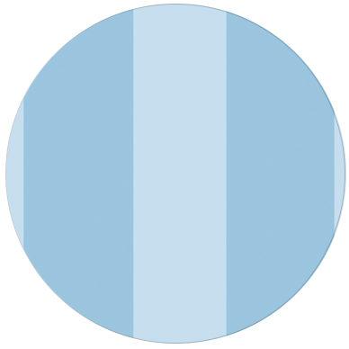 Wandgestaltung: Elegante schlichte Streifentapete als Wandgestaltung für ihr Heim