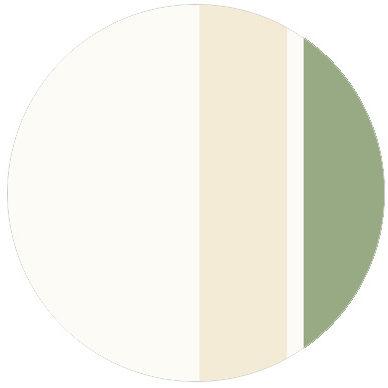 Wandgestaltung: Grüne Streifen Design Tapete Streifentapete für schönes Wohnen