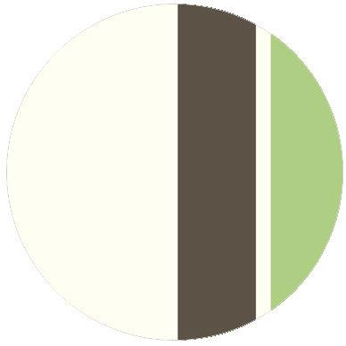 Wandgestaltung: Grüne Streifentapete Design Vlies Tapete für schönes Wohnen