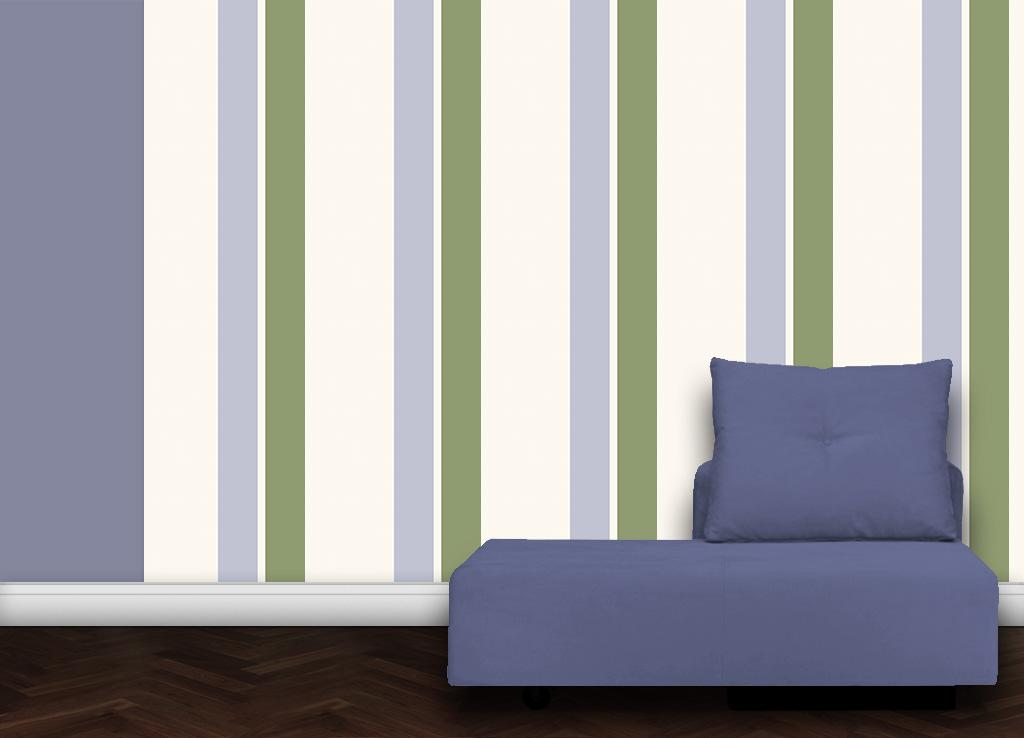 Wandtapete: Modern Living Streifen Design Tapete Streifentapete für ihr Heim
