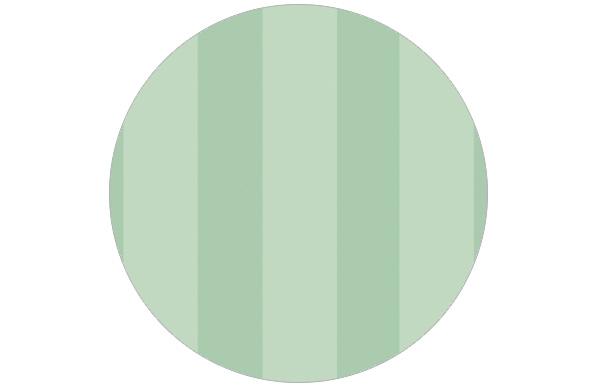 Grüne Streifen Tapete Tiergarten