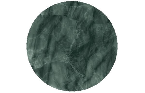 Klassische Marmor Tapete - grün