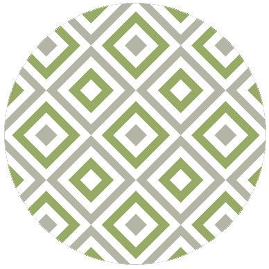 Square diamants grün angepasst an Ikea 114 | RAL 7032