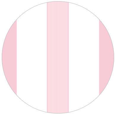 Hell rosa Baby/ Kinder Streifen Tapete für Kinderzimmer Babyzimmer
