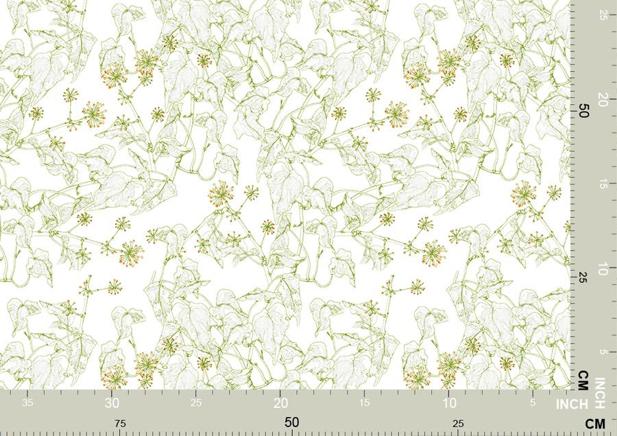 """Frische Garten Tapete """"Ivy"""" 3"""