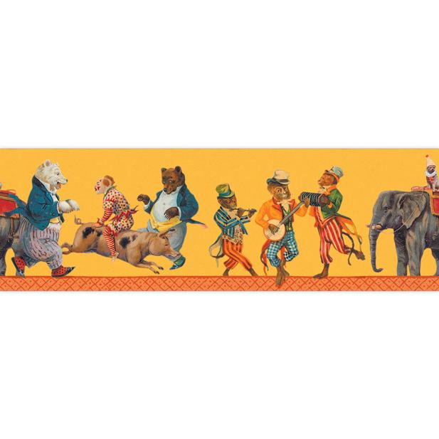 "Fröhliche Zirkus Borte ""Au Cirque"" 2"