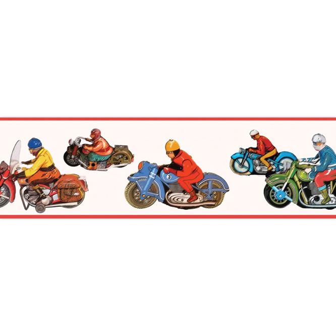 Racing - die Tapetenborte für echte Kerle und schnelle Mädchen 2