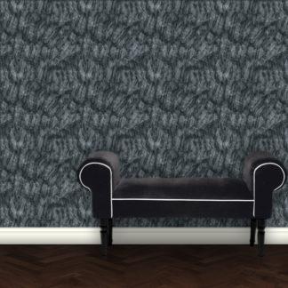 Dezent klassische Marmor Tapete – grau grün