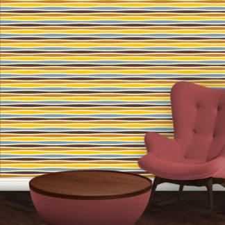 Trendige Querstreifen Swing passend zu Scala Farben