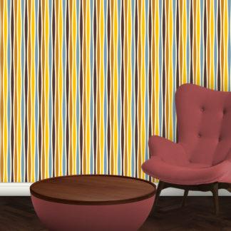 Farb angepasste Swing Streifen passend zu Scala Farben
