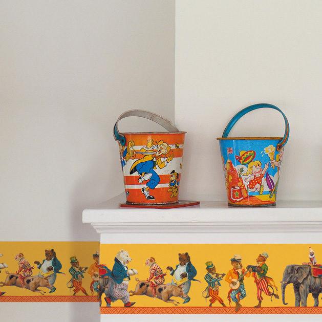 Kinderzimmer Borte: Au Cirque