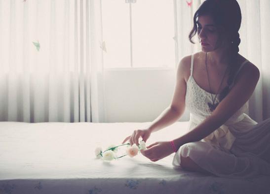 Blumentapeten für Wohnzimmer und Schlafzimmer