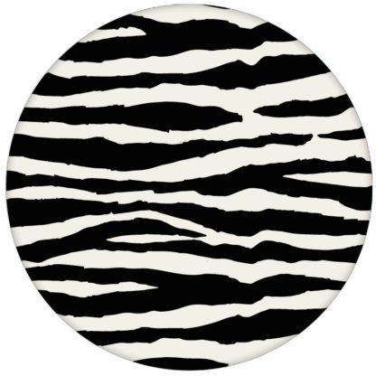 Gestreifte, Afrika Zebra Vliestapete im Fell Look Tier Wandgestaltung aus den Tapeten Neuheiten Exklusive Tapete für schönes Wohnen als Naturaltouch Luxus Vliestapete oder Basic Vliestapete