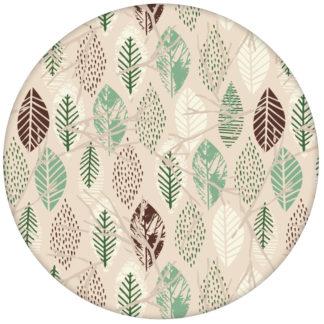 """Moderne Tapete """"Im Blätterwald"""", beige Vlies Wandgestaltung aus den Tapeten Neuheiten Exklusive Tapete für schönes Wohnen als Naturaltouch Luxus Vliestapete oder Basic Vliestapete"""