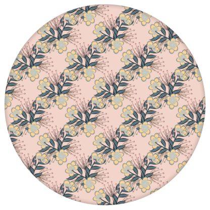 Classic Bouquet Blumentapete Blümchen Tapete in beige - Nostalgietapete für Schlafzimmer aus den Tapeten Neuheiten Blumentapeten und Borten als Naturaltouch Luxus Vliestapete oder Basic Vliestapete