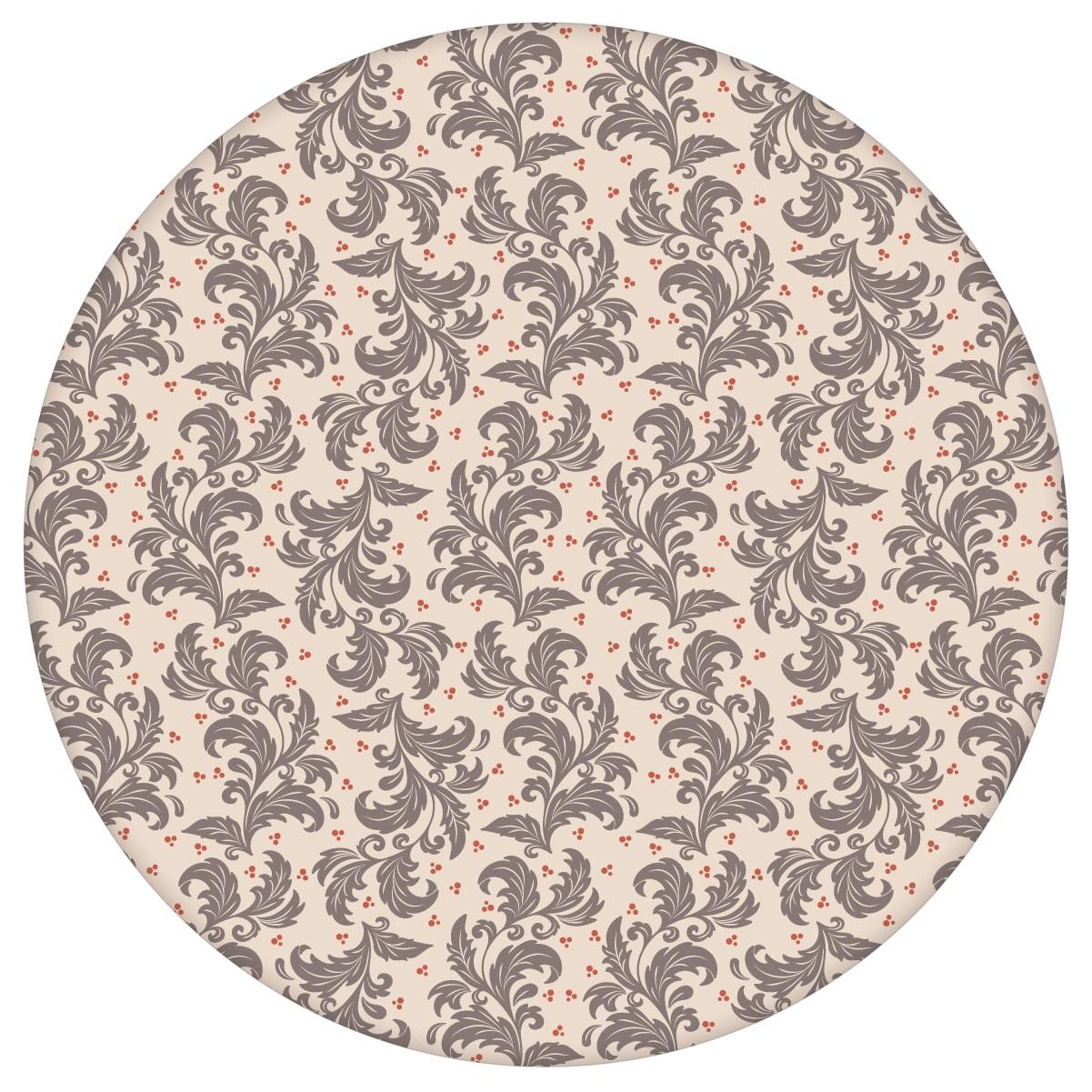 Nostalgie Ornamenttapete Ranken mit Blatt Muster in beige - Vlies Tapete Ornamente für Schlafzimmeraus dem GMM-BERLIN.com Sortiment: beige Tapete zur Raumgestaltung: #Ambiente #beige – cremefarbene Tapeten #interior #interiordesign #Jugendstil #Ranken #schlafzimmerBlätter #vintage für individuelles Interiordesign