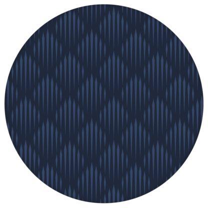 Elegante Design Tapete Art Deko Diamant in dunkelblau, Ornamenttapete für Ihr Zuhauseaus dem GMM-BERLIN.com Sortiment: blaue Tapete zur Raumgestaltung: #Ambiente #Art Deco #Blaue Tapeten #Grafik #interior #interiordesign #schlafzimmer #wohnzimmerDiamant für individuelles Interiordesign
