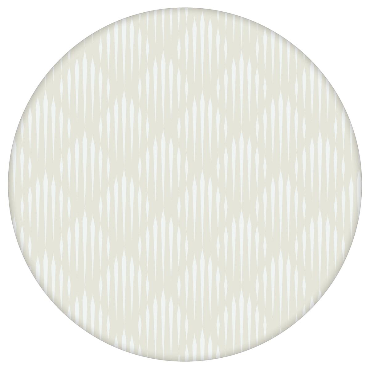 Grafische Design Tapete Art Deko Diamant in beige, Ornamenttapete als Wandgestaltungaus dem GMM-BERLIN.com Sortiment: weisse Tapete zur Raumgestaltung: #Ambiente #Art Deco #beige – cremefarbene Tapeten #flurDiamant #Grafik #interior #interiordesign #kueche für individuelles Interiordesign