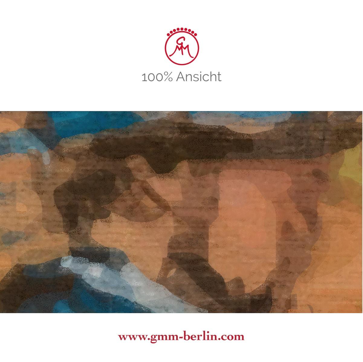 """Elegante Kunst Tapete """"Rennpferde"""" nach Edgar Degas - Bahn 46,5cm - H:2,8m x,26maus dem GMM-BERLIN.com Sortiment: braune Tapete zur Raumgestaltung: #00158 #Ambiente #Arbeitszimmer #Figuren #interior #interiordesign #Jugendzimmer #Kunst #Wohnzimmer für individuelles Interiordesign"""