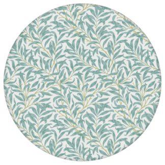 """Jugendstil Tapete """"Wilde Weiden"""" nach William Morris, mint grüne Vlies-Tapete Blumentapete für Schlafzimmeraus dem GMM-BERLIN.com Sortiment: grüne Tapete zur Raumgestaltung: #00173 #blumen #Blumentapete #Grüne Tapete #Jugendstil #mint #Natur #Retro #schlafzimmer #vintage #Weide #WilliamMorris für individuelles Interiordesign"""