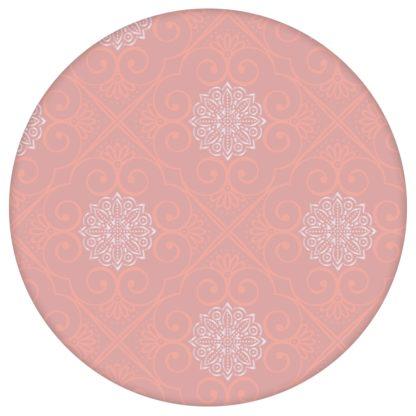 """Oriental Tapete """"Mandarin"""", rosa Vlies Tapete exklusive Ornamenttapete für Flur, Büro aus den Tapeten Neuheiten Exklusive Tapete für schönes Wohnen als Naturaltouch Luxus Vliestapete oder Basic Vliestapete"""