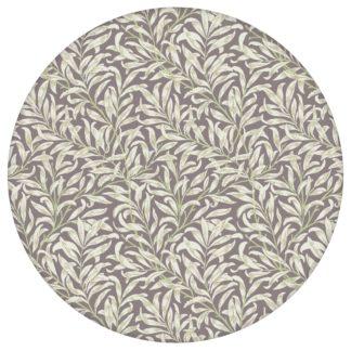 """Vintage Jugendstil Tapete """"Wilde Weiden"""" nach William Morris, braune Vlies Tapete Blumen Natur, elegante Wanddeko für Flur, Büroaus dem GMM-BERLIN.com Sortiment: braune Tapete zur Raumgestaltung: #00173 #Arbeitszimmer #blumen #Blumentapete #braun #Braune Tapeten #Jugendstil #Natur #Retro #vintage #Weide #WilliamMorris für individuelles Interiordesign"""