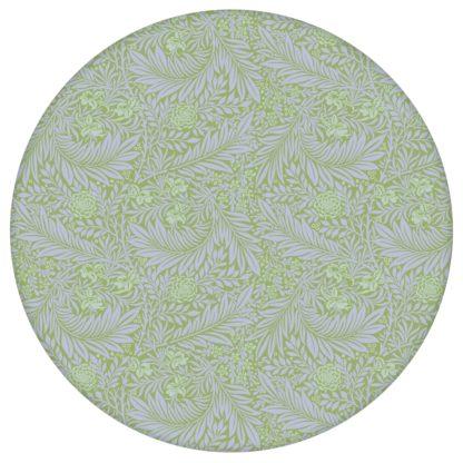 """Lila grüne Jugendstil Tapete """"Délice florale"""" nach William Morris, Vlies Tapete Blumen Ornament, kleiner Rapport für Wohnzimmeraus dem GMM-BERLIN.com Sortiment: lila Tapete zur Raumgestaltung: #00177 #blumen #Blumentapete #flieder #Jugendstil #Natur #oliv #ornamente #Ranken #Retro #vintage #Violette Tapeten #WilliamMorris #Wohnzimmer für individuelles Interiordesign"""